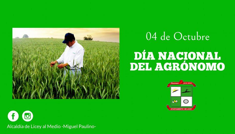 Día Nacional del Agrónomo